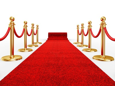 new red carpet