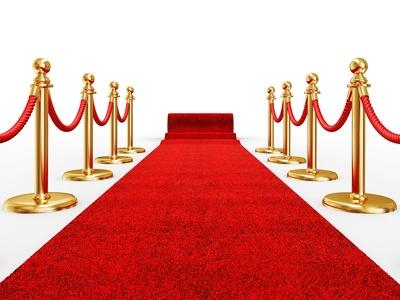 new red carpet